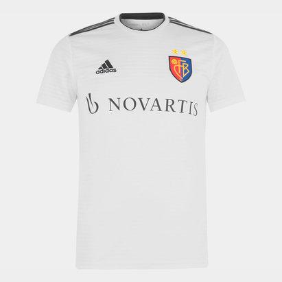 adidas FC Basel Away Shirt 2018 2019
