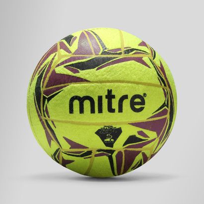 Mitre Cyclone Indoor D18 Panel Match Football