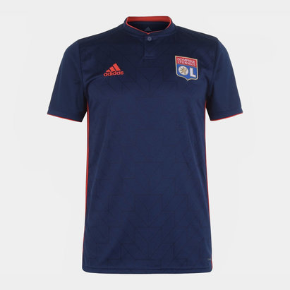 adidas Lyon Away Shirt 2018 2019
