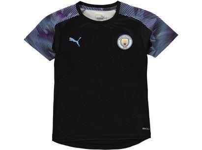 Puma Manchester City Training Shirt 2019 2020 Junior