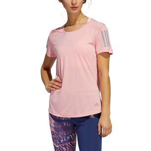 adidas Womens Response Own The Run T Shirt