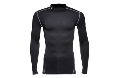 ColdGear Compression L/S Mock Top