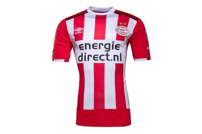 PSV Eindhoven 1617 Home SS Replica Football Shirt