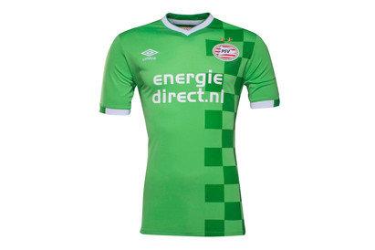 PSV Eindhoven 1617 3rd SS Replica Football Shirt