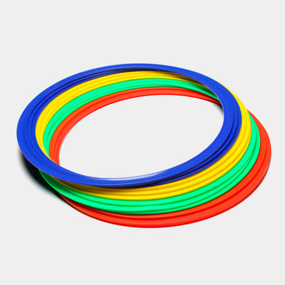 Mitre Agility Training Rings - Set of 12