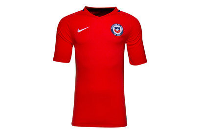 Chile 2016 Home SS Replica Football Shirt