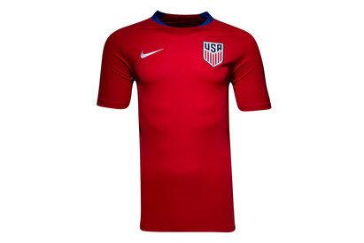 Nike USA 2016 Flash Football Training T-Shirt