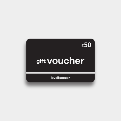 Lovell Soccer £50 Virtual Gift Voucher