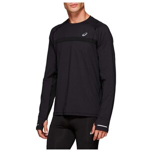 Asics Thermo Long Sleeve T Shirt Mens