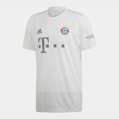 adidas FC Bayern Men's Away Shirt 2019 2020