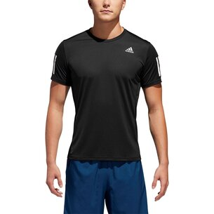 adidas Mens Climacool Own The Run T Shirt