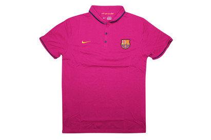 FC Barcelona 1617 Authentic Football Polo Shirt