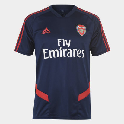 adidas Arsenal 19/20 Football Training T-Shirt