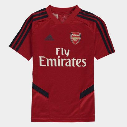 adidas Arsenal 19/20 Kids Football Training T-Shirt