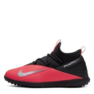 Nike Phantom Vision Club DF Childrens Astro Turf Trainers