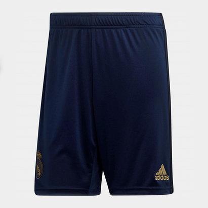 adidas Real Madrid 19/20 Away Football Shorts