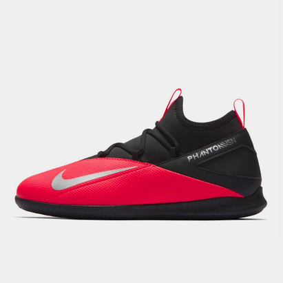 Nike Phantom Vision Club DF Kids Indoor Football Trainers