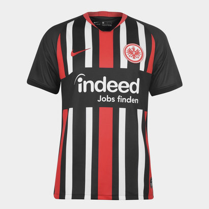 Nike Frankfurt 2019 20 Stadium Home Mens Soccer Jersey