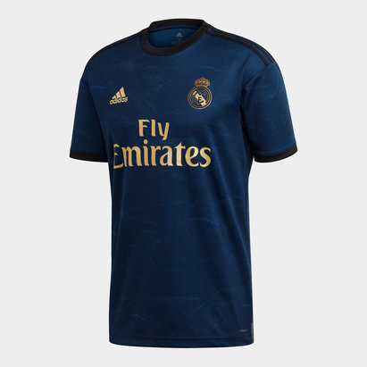 adidas Real Madrid 19/20 Away Replica Kids Football Shirt