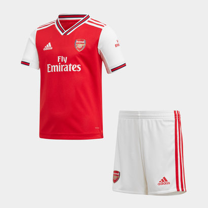 adidas Arsenal 19/20 Home Mini Kids Football Kit