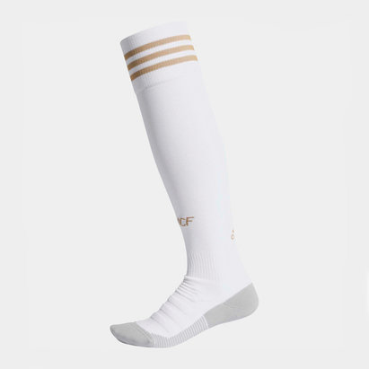 adidas Real Madrid 19/20 Home Kids Football Socks