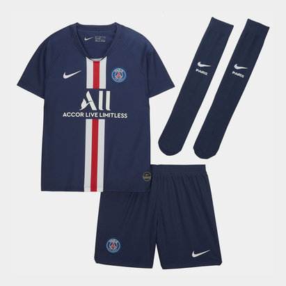 Nike Paris Saint Germain Home Mini Kit 2019 2020
