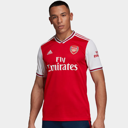 adidas Arsenal 19/20 Home S/S Football Shirt