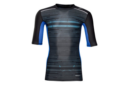 adidas Techfit Chill Compression S/S T-Shirt