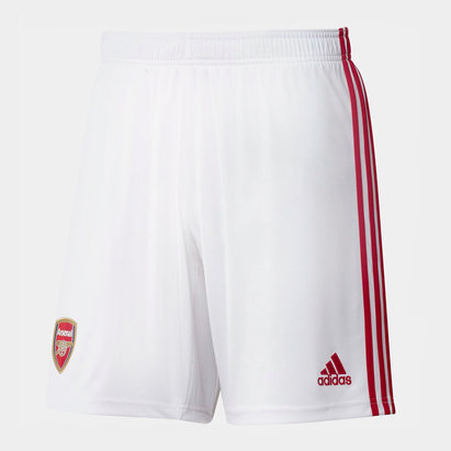adidas Arsenal 19/20 Kids Home Football Shorts
