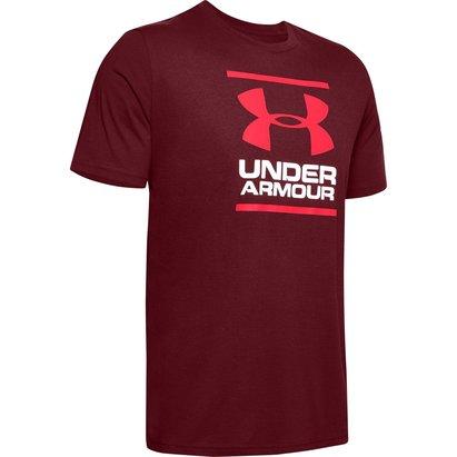 Under Armour UA GL Foundation T Shirt Mens