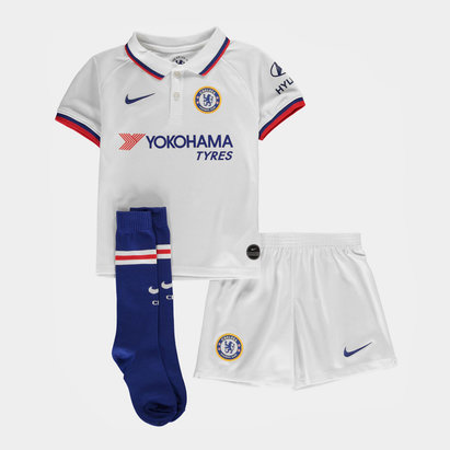 Nike Chelsea 19/20 Away Mini Kids Football Kit