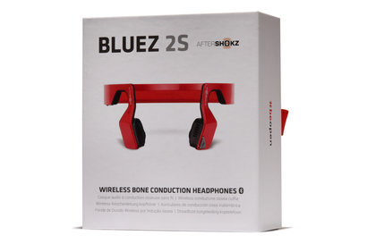 Aftershokz BLUEZ 2S Bone Conductor Headphones