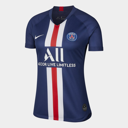 Nike Paris Saint-Germain 19/20 Home Replica Ladies Football Shirt