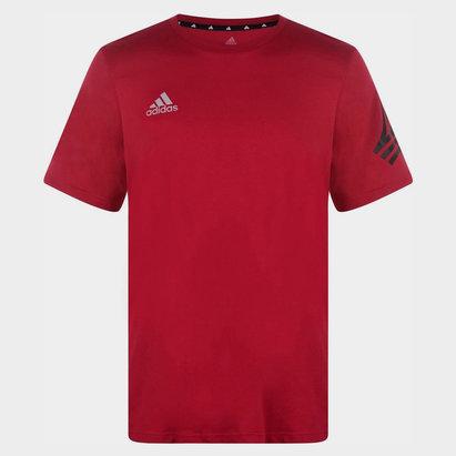 adidas Logo T Shirt Mens