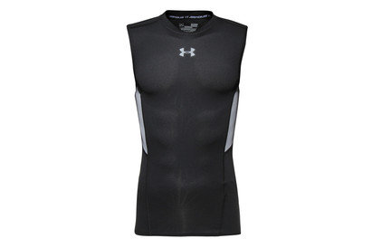 Under Armour HeatGear CoolSwitch Compression Sleeveless T-Shirt