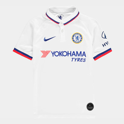 Nike Chelsea 19/20 Kids Away S/S Football Shirt