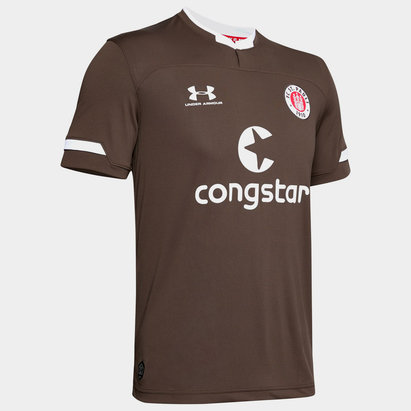 Under Armour St Pauli Home Shirt 2019 2020