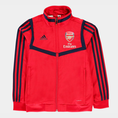 adidas Arsenal Presentation Jacket 2019 2020 Junior Boys