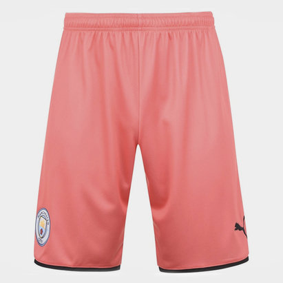 Puma Manchester City 19/20 3rd Football Shorts