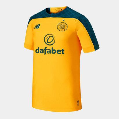 New Balance Celtic 19/20 Away S/S Football Shirt