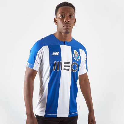 New Balance FC Porto Home Shirt 2019 2020