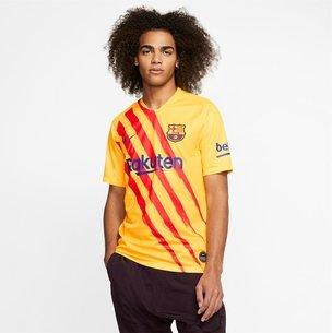 Nike Barcelona Senyera Football Shirt 19/20