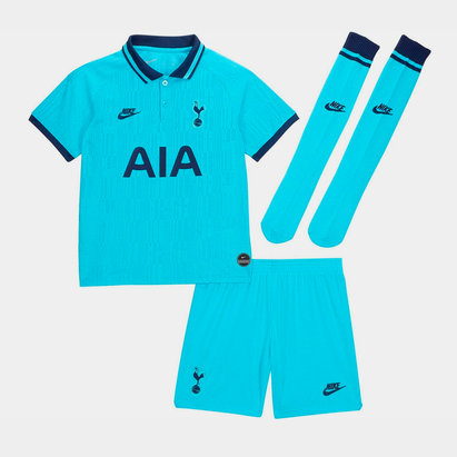Nike Tottenham Hotspur Third Mini Kit 2019 2020