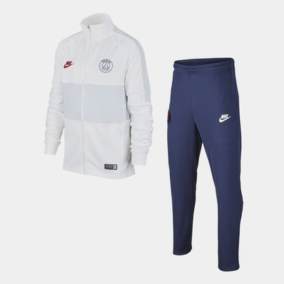 Nike Paris Saint Germain Tracksuit Mens