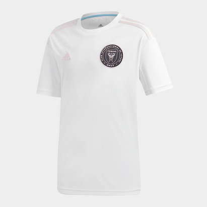 adidas Inter Miami CF 2020 Home Kids S/S Football Shirt