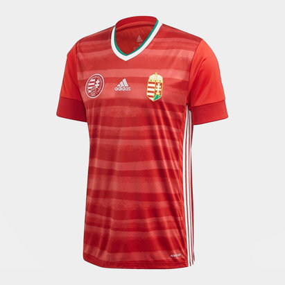 adidas Hungary Home Shirt 2020