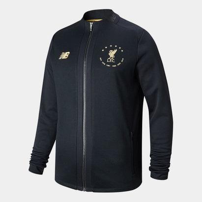 New Balance Liverpool 6 Times Track Jacket Mens