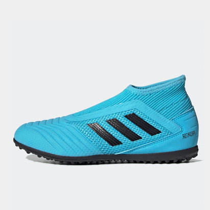 adidas Predator 19.3 Laceless Childrens Astro Turf Trainers