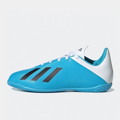 adidas X 19.4 Chidrens Indoor Football Trainers