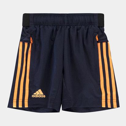 adidas Boys Football Climalite Trofeo + Shorts